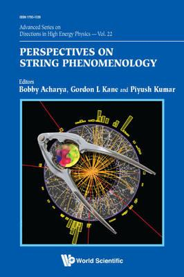 Perspectives On String Phenomenology (BOK)