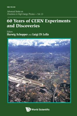 60 Years of CERN Experiments and Discoveries (BOK)