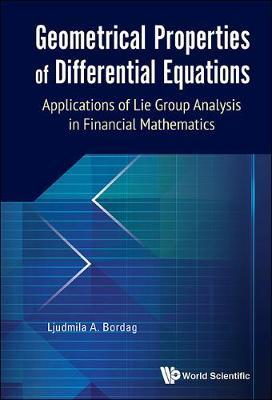 Geometrical Properties Of Differential Equations: Applicatio (BOK)