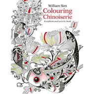 Colouring Chinoiserie (BOK)