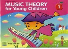 Music Theory for Young Children: Bk. 1 (BOK)