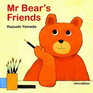 Mr Bear's Friends (BOK)