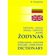 Lithuanian-English and English-Lithuanian Dictionary (BOK)