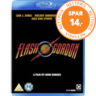 Produktbilde for Flash Gordon - 30th Anniversary Edition (UK-import) (BLU-RAY)