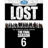 Lost - Sesong 6 (BLU-RAY)