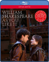 William Shakespeare: As You Like It (BLU-RAY)