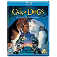 Cats & Dogs (UK-import) (BLU-RAY)