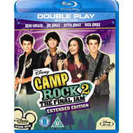 Camp Rock 2 - The Final Jam - Extended Edtition (UK-import) (BLU-RAY)