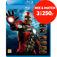 Produktbilde for Iron Man 2 (BLU-RAY)