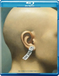 THX 1138 - Director's Cut (BLU-RAY)