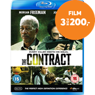 Produktbilde for The Contract (BLU-RAY)