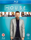 House M.D. - Sesong 6 (UK-import) (BLU-RAY)