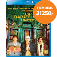 Produktbilde for The Darjeeling Limited (BLU-RAY)