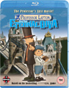 Professor Layton And The Eternal Diva (UK-import) (BLU-RAY)