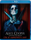 Alice Cooper - Theatre Of Death: Live At Hammersmith 2009 (BLU-RAY)