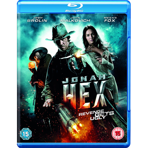 Jonah Hex (UK-import) (BLU-RAY)
