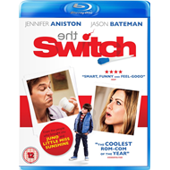 Produktbilde for The Switch - Pappa På Boks (UK-import) (BLU-RAY)