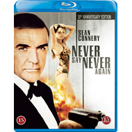 James Bond - Never Say Never Again (BLU-RAY)