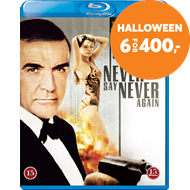 Produktbilde for James Bond - Never Say Never Again (BLU-RAY)