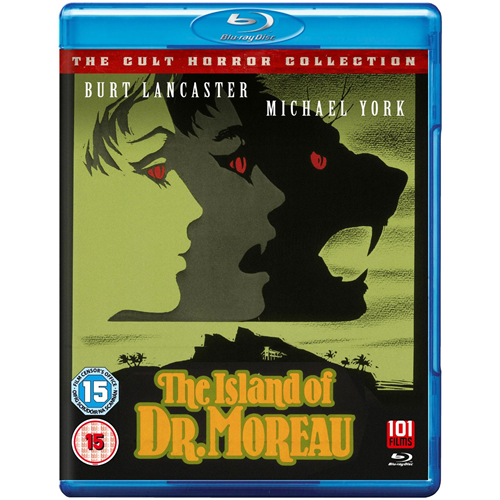 The Island Of Dr. Moreau (UK-import) (BLU-RAY)