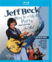 Jeff Beck - Rock 'N' Roll Party Honouring Les Paul (UK-import) (BLU-RAY)