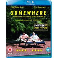 Somewhere (UK-import) (BLU-RAY)