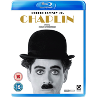 Chaplin (UK-import) (BLU-RAY)