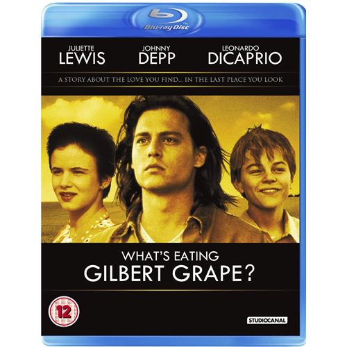 Hva Er Det Med Gilbert Grape? (UK-import) (BLU-RAY)