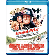 Produktbilde for Grand Prix (BLU-RAY)