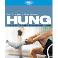 Hung - Sesong 1 (UK-import) (BLU-RAY)