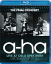 a-ha - Ending On A High Note - The Final Concert: Live At Oslo Spektrum December 4th 2010 (BLU-RAY)
