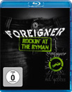 Produktbilde for Foreigner - Rockin' At The Ryman (BLU-RAY)