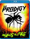 The Prodigy - Live: World's On Fire (m/CD) (BLU-RAY)