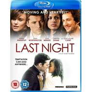 Last Night (UK-import) (BLU-RAY)