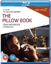 The Pillow Book (UK-import) (BLU-RAY)