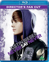 Justin Bieber - Never Say Never - Director's Fan Cut (BLU-RAY)
