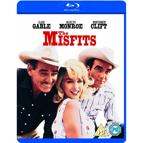 The Misfits (UK-import) (BLU-RAY)