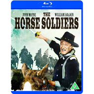 The Horse Soldiers (UK-import) (BLU-RAY)