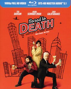 Bored To Death - Sesong 2 (BLU-RAY)