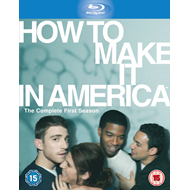 How To Make It In America - Sesong 1 (UK-import) (BLU-RAY)