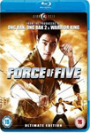 Force Of Five (UK-import) (BLU-RAY)