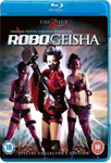 Robo-Geisha (UK-import) (BLU-RAY)
