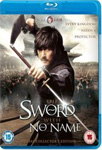The Sword With No Name (UK-import) (BLU-RAY)