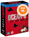 Ocean's Eleven, Twelve, Thirteen - The Complete Collection (UK-import) (BLU-RAY)