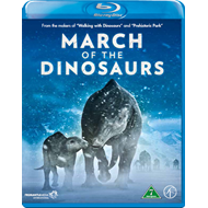 March Of The Dinosaurs (BLU-RAY)