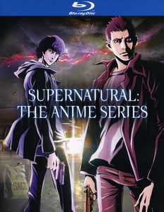 Supernatural - The Anime Series (BLU-RAY)