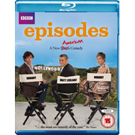 Episodes - Sesong 1 (UK-import) (BLU-RAY)