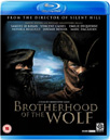 Brotherhood Of The Wolf (UK-import) (BLU-RAY)