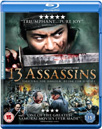 13 Assassins (UK-import) (BLU-RAY)
