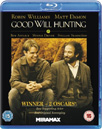 Good Will Hunting (UK-import) (BLU-RAY)